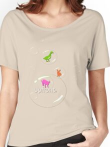 Bubbly Personality Women's Relaxed Fit T-Shirt