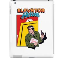 ELEVATOR ACTION TAITO ARCADE iPad Case/Skin