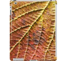 Fall Leaf iPad Case/Skin