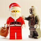 A zombie Christmas by puppaluppa