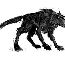 Wolf by Brent Woodside