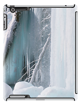 Winter Wonderland iPad Case by Wojciech Dabrowski