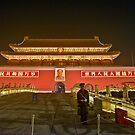 "The entrance of the ""Forbidden city"" by Andrea Rapisarda"