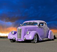 1935 Ford Custom Coupe by DaveKoontz