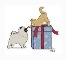Keeshond Puppy and Kitten Kids Clothes