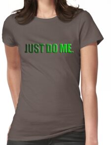 Please me Womens Fitted T-Shirt