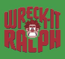 Wreck-It Ralph Kids Tee