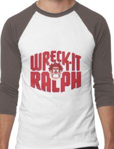 Wreck-It Ralph Men's Baseball ¾ T-Shirt