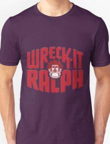 Wreck-It Ralph Unisex T-Shirt
