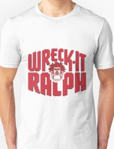 Wreck-It Ralph Unisex T-Shirt