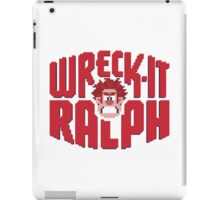 Wreck-It Ralph iPad Case/Skin
