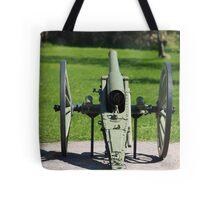 field cannon Tote Bag
