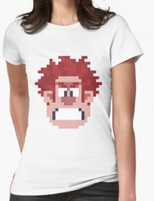 Wreck-It Ralph Womens Fitted T-Shirt