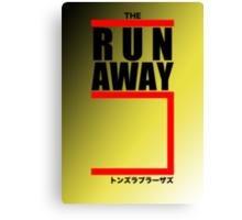 The Runaway Five (Retro Style) Canvas Print