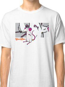 Chopsticks with logo Classic T-Shirt