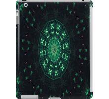 I'm Seeing Green iPad Case/Skin