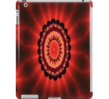 Blood Red iPad Case/Skin