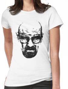 Heisenberg Retro Style Womens Fitted T-Shirt