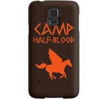 Camp Half-Blood - Orange Logo Samsung Galaxy Case/Skin