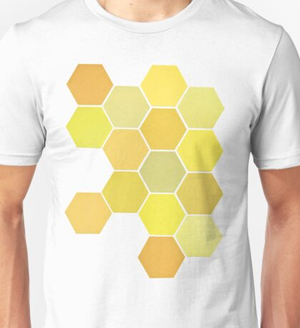 Shades of Yellow Unisex T-Shirt