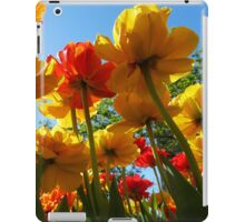 Tulips 8 iPad Case/Skin