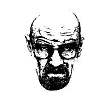 Heisenberg Retro Style Photographic Print