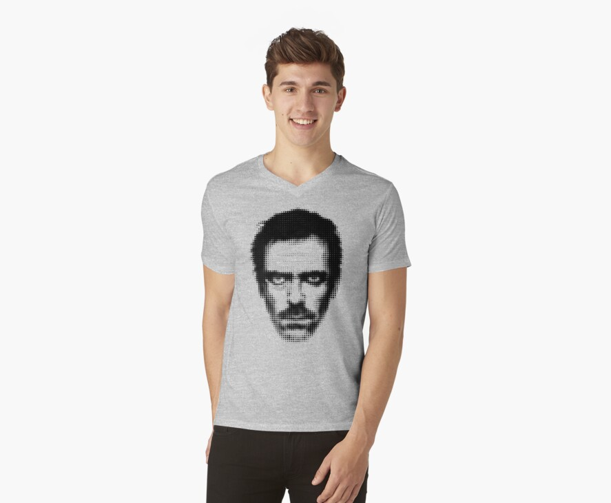 Dr. House Retro Style by Madkristin
