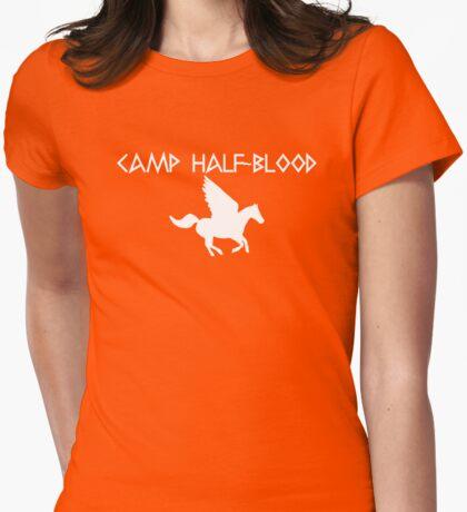 Camp Half-Blood - White Logo T-Shirt