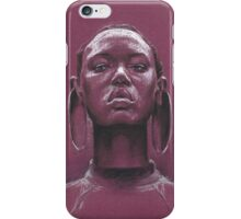 African woman iPhone Case/Skin
