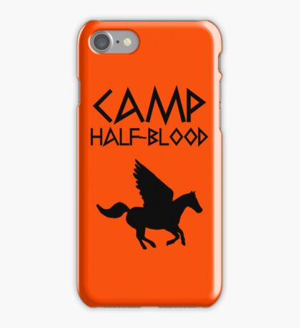 Camp Half-Blood iPhone Case/Skin