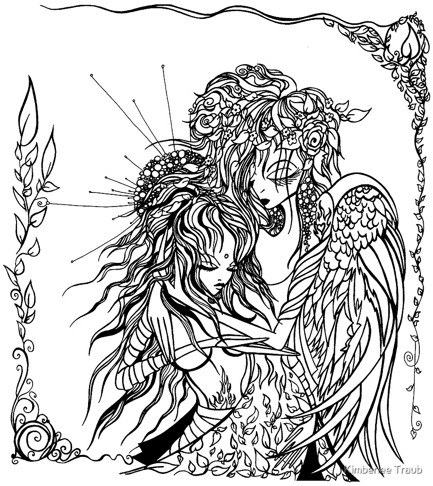 Embrace by Kimberlee Traub