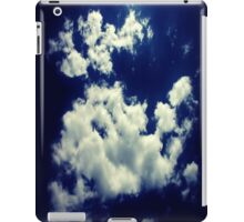 Blue Sky, White Clouds iPad Case/Skin
