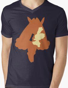 PKMN Silhouette - Buneary Family Mens V-Neck T-Shirt