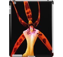 Slim Slam - A New Perspective on Orchid Life iPad Case/Skin