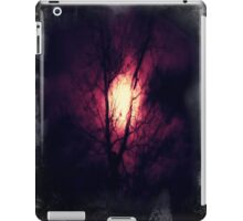 The Moon Sees All iPad Case/Skin