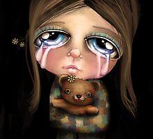 Sad Eyes by © Cassidy (Karin) Taylor