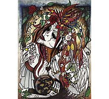 Mother Earth Angel Photographic Print