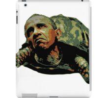 Turtle in Chief iPad Case/Skin