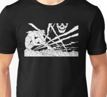 Death From Above T-Shirt by Allie Hartley  Unisex T-Shirt