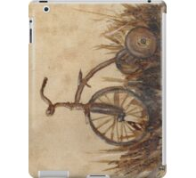 The Old Trike iPad case iPad Case/Skin