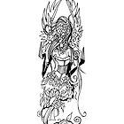 Nature Angel by Kimberlee Traub