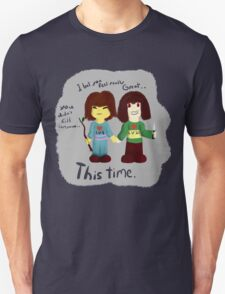 Frisk and Chara T-Shirt