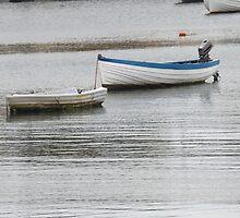 Tarbert Boats by gemmaeleanor