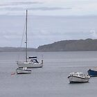Tarbert Boats 2 by gemmaeleanor