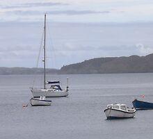 Tarbert Boats 2 by gemmaeleanor