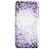 Abstract circle shape mosaic pattern iPhone Case/Skin