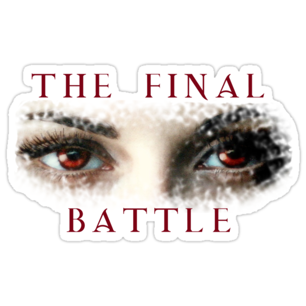 Twilight Breaking Dawn: The Final Battle by tappers24