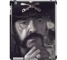 Lemmy Kilmister iPad Case/Skin