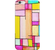 Abstract of city iPhone Case/Skin