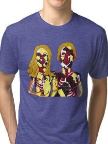 Sung Tongs Tri-blend T-Shirt